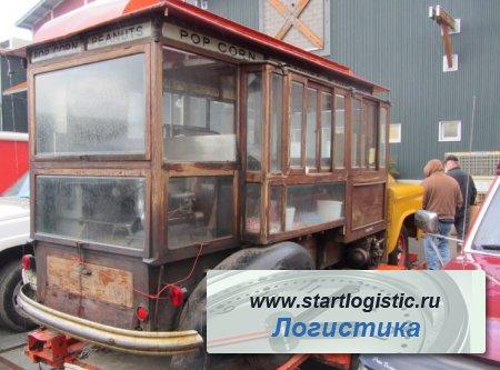 Логистика и доставка грузов по России