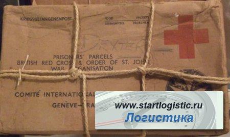 Возможные варианты способов отправки посылки за границу