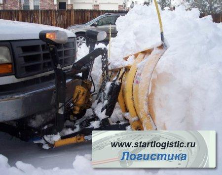 Уборка снега и логистика вывоза